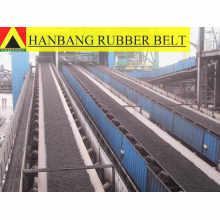 High temperature resistant moving conveyor belt