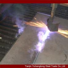 Preço barato!!! Placa de aço laminada a alta temperatura principal da qualidade 50Mn / chapa de aço