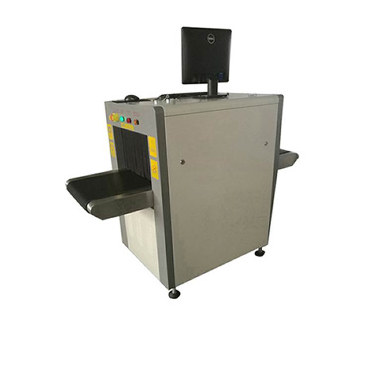 X-Ray security scanner