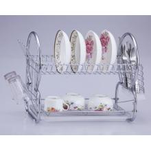 Подставка для посуды с подстаканником