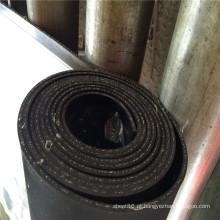 Folha de borracha de inserção de pano de alta resistência (NBR SBR CR EPDM)