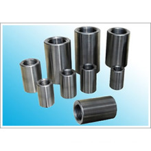 45# Carbon Steel Parallel Thread Rebar coupler /Connector sleeve for construction engineering