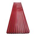 Galvanized Corrugated Sheet Metal Price