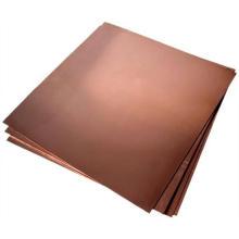 non oxidised copper sheet
