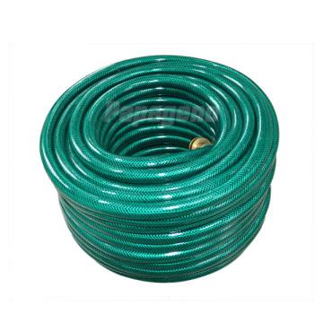3/4 Zoll PVC umsponnener Garten-Wasserschlauch