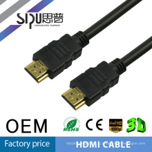 СИПУ позолоченный HDMI между мужчинами кабель 1.4 передачи данных кабель HDMI