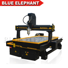 Economic price 1324-4 wood metal 3d stone sculpture marble cnc router for hot sale