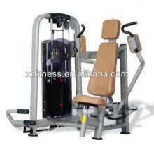 Ningjin xinrui equipamentos de fitness fábrica Pin Loaded Pectral fly Trainning Equipment