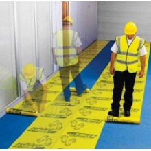 Película de protección de alfombras