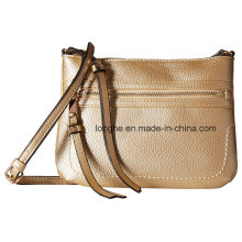 Pebble PU Leather Fashion Shoulder Bag (ZXS0086)