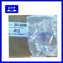 Preiswerte Dieselmotor Teile Kolbenklemmfeder für Cat c9 2036090