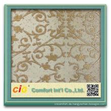 spätestes Entwurfsgewebe für Vorhang und Möbel dekoratives Vorhanggewebe Indien