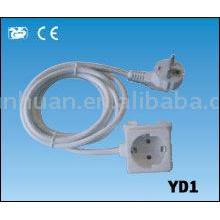 Cable para toma de tabla de planchar