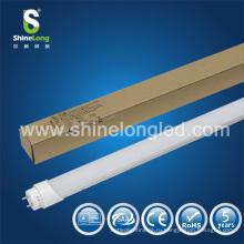 Сид 8W T8 светодиодные трубки света энергосберегающие светодиодные люминесцентные лампы