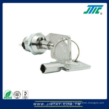 12mm Micro Tubular Key electrical Switch Lock