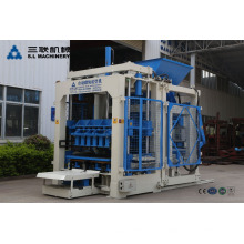 QFT10-15Hohlblockmaschine