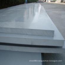 Manufacture Grey Rigid PVC Sheet / Board