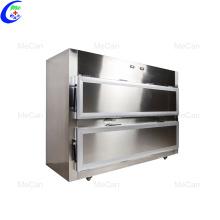 Шкаф для хранения трупов 2 труп холодильник для хранения трупов