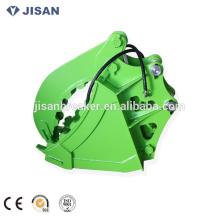 Bagger-hydraulische Greifer-Eimer-Griff-Eimer-Klammer