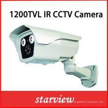 1200tvl LED Array CCTV Bullet Caméra de sécurité (W18)