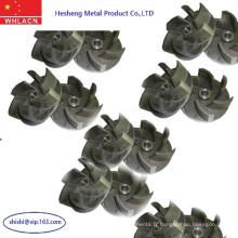 Fonderie Precision Investment Casting Pump Impreller