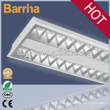 surface mounted T5 2*28W electric grille light fixture