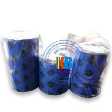 Оригинальная функция высокого качества 110 * 300 голубой ленты принтера Зебра