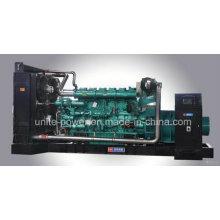 60Hz 500kVA / 400kw Open Frame generador diesel establece con motor Yuchai