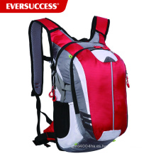 Paquete de hidratación de mochila de ciclismo personalizado mochila para Terkking o ciclismo con bolsa de vejiga (ESV382)