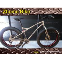 Quadro de bicicleta bicicleta peças/bicicleta Frame/titânio e garfo bicicleta gordo Frame 3al2.5V 6al4V