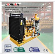 Gerador quente do biogás do gerador de poder do uso da exploração agrícola da venda feito em China