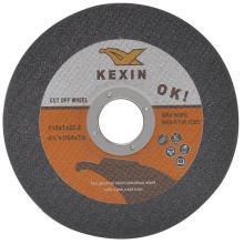 4.5′′ Zoll 115X1X22mm Metal Disc/Schleifmittel Stahlschnitt Trennscheibe