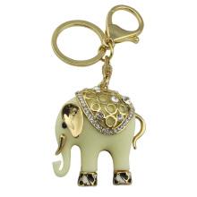 El llavero de elefante