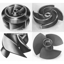 investment casting centrifugal pump impeller