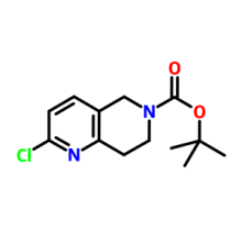 1151665-15-4 tert-Butyl 2-chloro-7,8-dihydro-1,6-naphthyridine-6(5H)-carboxylate