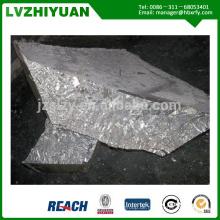 hohe Reinheit bester Preis Sb2o3 99,9% Antimon Ingot / Stibium Barren