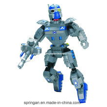 Projetor da série do transformador Pvo Sky Defender 176PCS Blocks Brinquedos