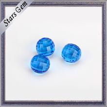 6-15mm várias cores cristal bola redonda