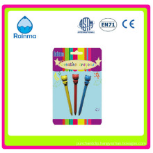 Color Crayon with Animal Top