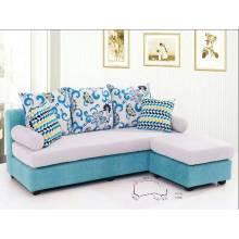 Sofá secional moderno, sofá da tela, sofá da sala de visitas (S067B)