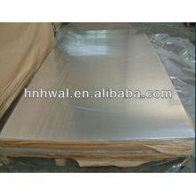 Feuille d'alliage d'aluminium