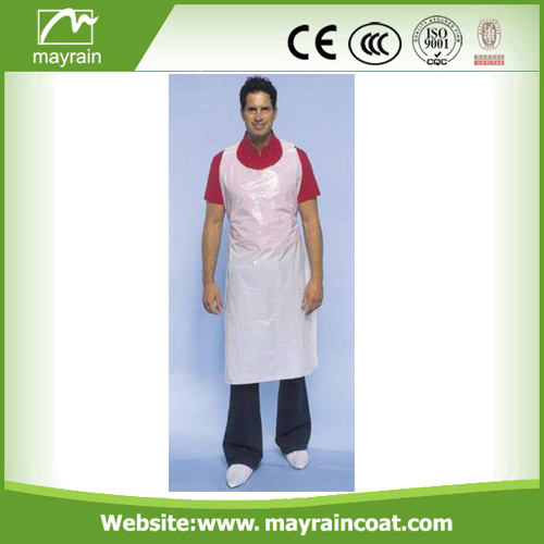 Disposable Classical PE Smock
