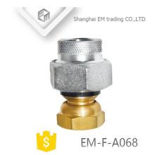 Acoplamiento de tubo bajo de la unión de Rusia del tubo doble EM-F-A068