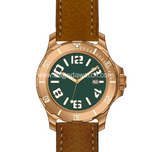 Best CuSn8 Bronze watches for men