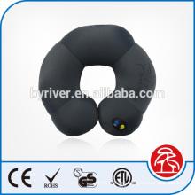 Travesseiro de viagem de pescoço de Massagem vibratória