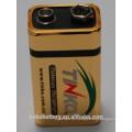 Alkaline-Batterie 6LR61 für Transistor-Radios