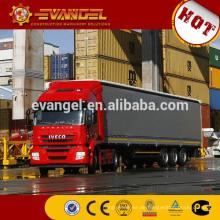 Pick-up Trucks IVECO Marke kleine Cargo Trucks zum Verkauf 10t Cargo Truck Abmessungen