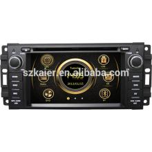 Medios de automóvil PIP HD wince 6.0 para Chrysler Sebring / 300C / Aspen con GPS / Bluetooth / Radio / SWC / Virtual 6CD / 3G / ATV / iPod
