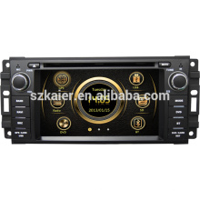 PIP HD wince 6.0 voiture médias pour Chrysler Sebring / 300C / Aspen avec GPS / Bluetooth / Radio / SWC / virtuel 6CD / 3G / ATV / iPod