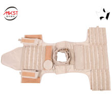 MKST 648-9 full aramid or pe safety vest anti bullet